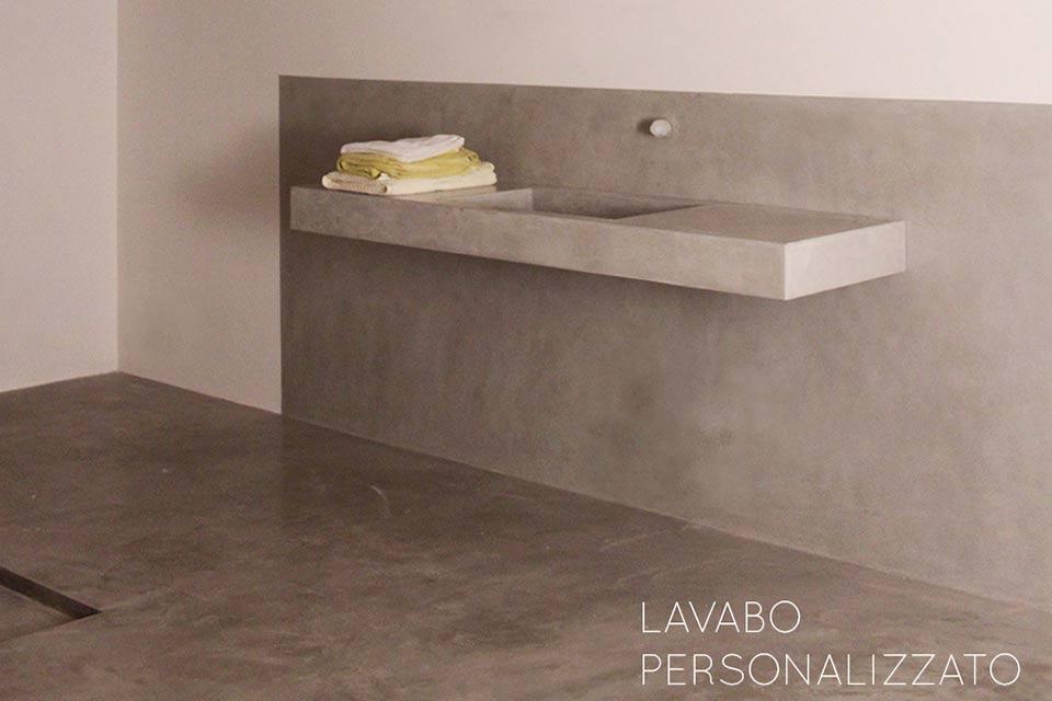 Mobili in cemento ad Asolo Treviso| Concrete Design - Lemiro Srl